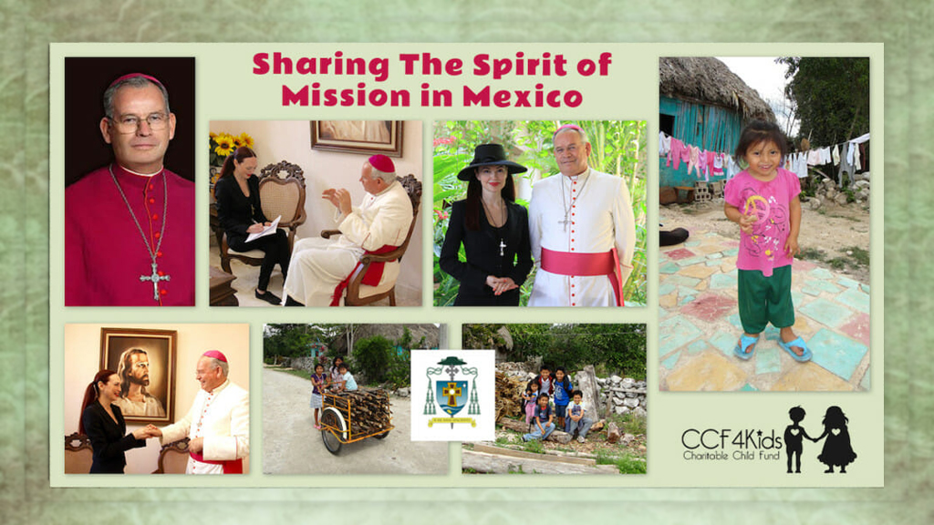 Sharing the Spirit of Mission With Mexican Bishop
