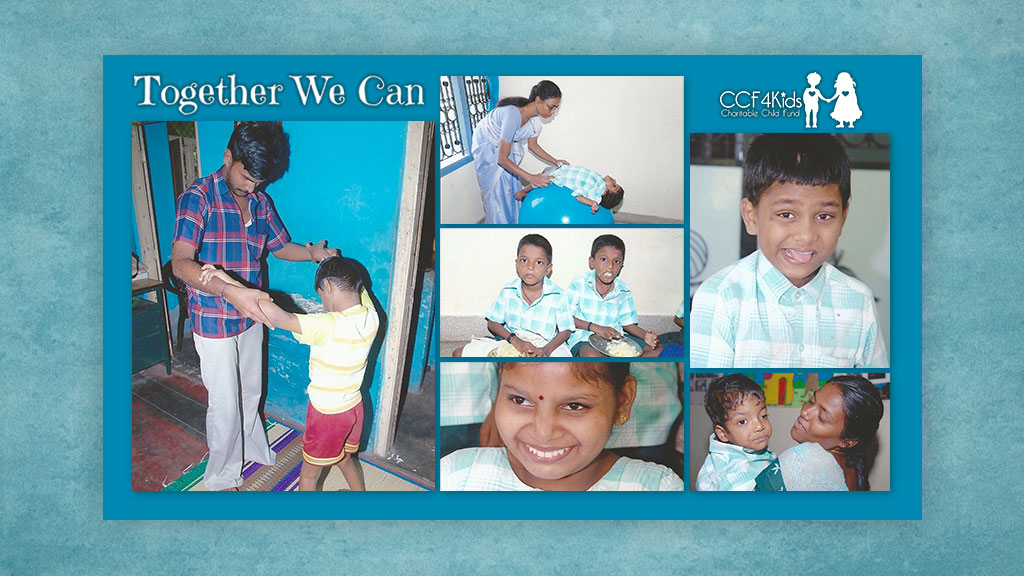 CCF's Together We Can Campaign